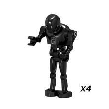Звездные войны Коллекционная битва мандалорец Пробуждение силы фигуры Модель строительный блок игрушки техника подарок для детей(Китай)