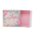 Customized design recycle material beautiful paper packaging gift box for flower