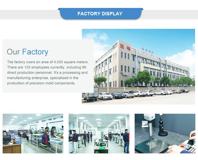 Gelişmiş CNC EDM ve taşlama işleme hassas makine yedek parça