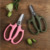 New Design Hand Creation F-170 Florist Scissors for Cutting Fresh Flowers