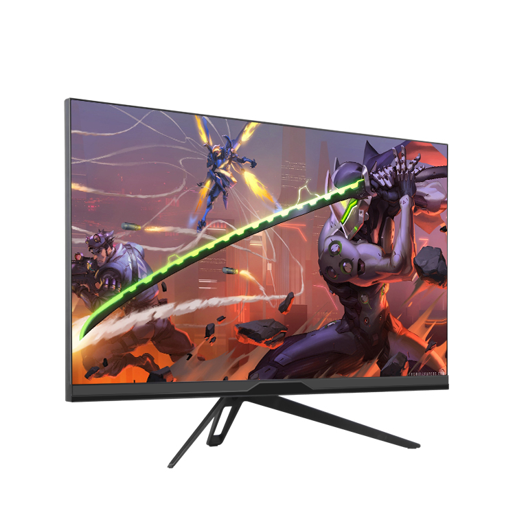 Hopestar Ultra Thin Frameless <strong>LCD</strong> <strong>LED</strong> Monitor 27 Inch 2K QHD 144hz Gaming Monitor with Free Snyc