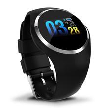 Для женщин и мужчин электронные часы Роскошные кровяное давление цифровые часы модные калории спортивные наручные часы DND режим для Android IOS(Китай)