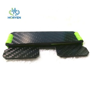 China Good carbon fiber card case with great price