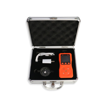 Factory price portable multi gas detector gas monitor 4 gas detector