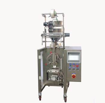 Vertical packaging machine candy seed coffee granule peanut weighing packaging machine