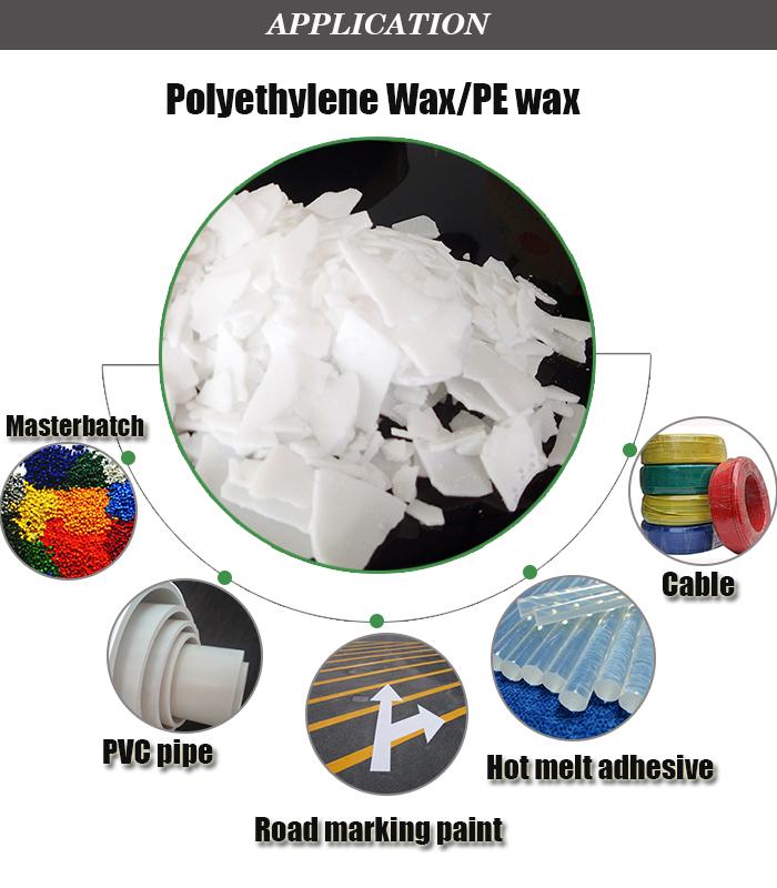 ISO фабрика поставляет сразу новый Полярный воск окисленный полиэтиленовый воск для покрытия, мастербатч