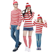 Couple Family Parenthood Halloween Costume
