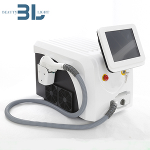 3 Years Warranty Portable SHR 808nm diode laser hair removal permanent by laser machine
