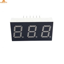 0.4 inch 7 segment led display 3 Digit led Nixie <span class=keywords><strong>buis</strong></span>