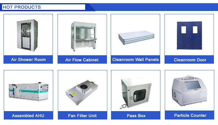 Laminaire Stroming Kap Hepa Fan Filter Unit Ffu Voor Ziekenhuis
