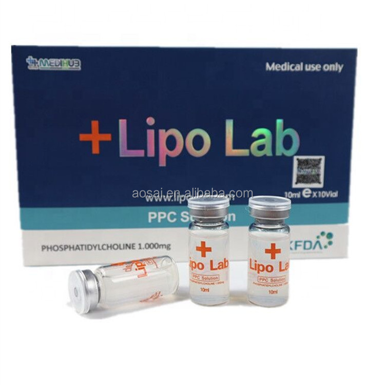 Liporase injection hyaluronique onidase | Dissolvant