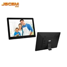 Digital Photo Hd Digital Photo Frame Wholesale Promotion Indoor Full Hd 1080p Wifi Bluetooth Led Digital Photo Frame With Rechargeable Battery