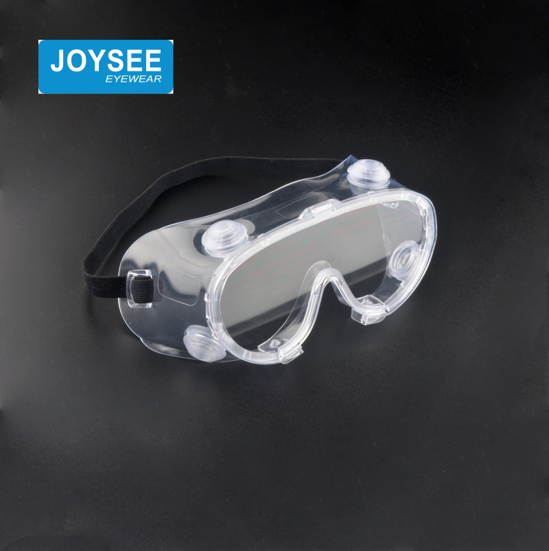 L Protection Safety Glasses Eyewear Crystal Anti Fog Goggle Medical Isolation Eye Mask Protection Eyeglasses