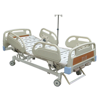 450-750mm Height Adjustment Durable Hospital Bed Emergency Room, Electric Bed Hospital