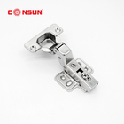 CONSUN furniture fittings clip on soft close hydraulic furniture concealed cabinet door hinge