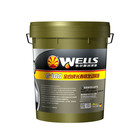 Wells G100 15W40 Long life engine oil Truck-specific oil