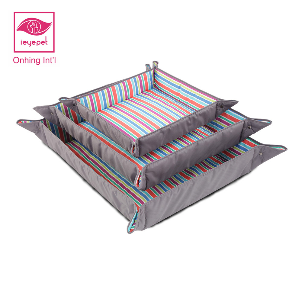 Best Sell Multi Use Foldable Pet Blanket Pet Dogs Bed  Lower Price Dog Bed