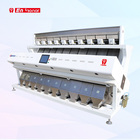 High Capacity Rice Color Sorter/White Rice Grader/Rice color classifier Machine