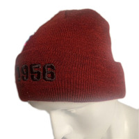 New Fashion Customized Unisex winter 3D Embroidery Logo Knit Beanie Hat
