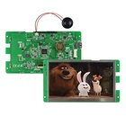 7 Inch WiFi Video TFT LCD +Controller Module For Car TV Monitor