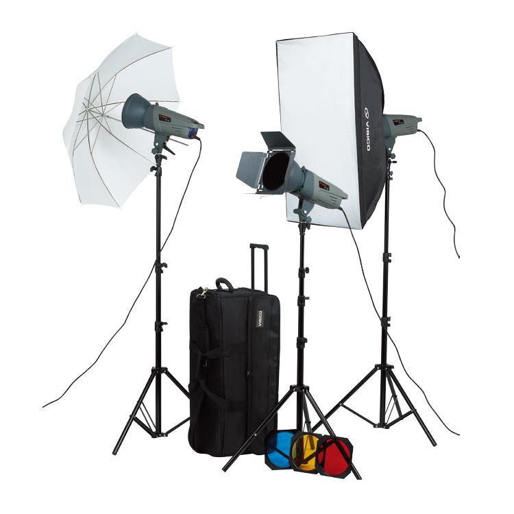 Visico Photo Studio Equipment Lighting