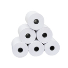 factory sale 57*30 80mm thermal paper roll atm