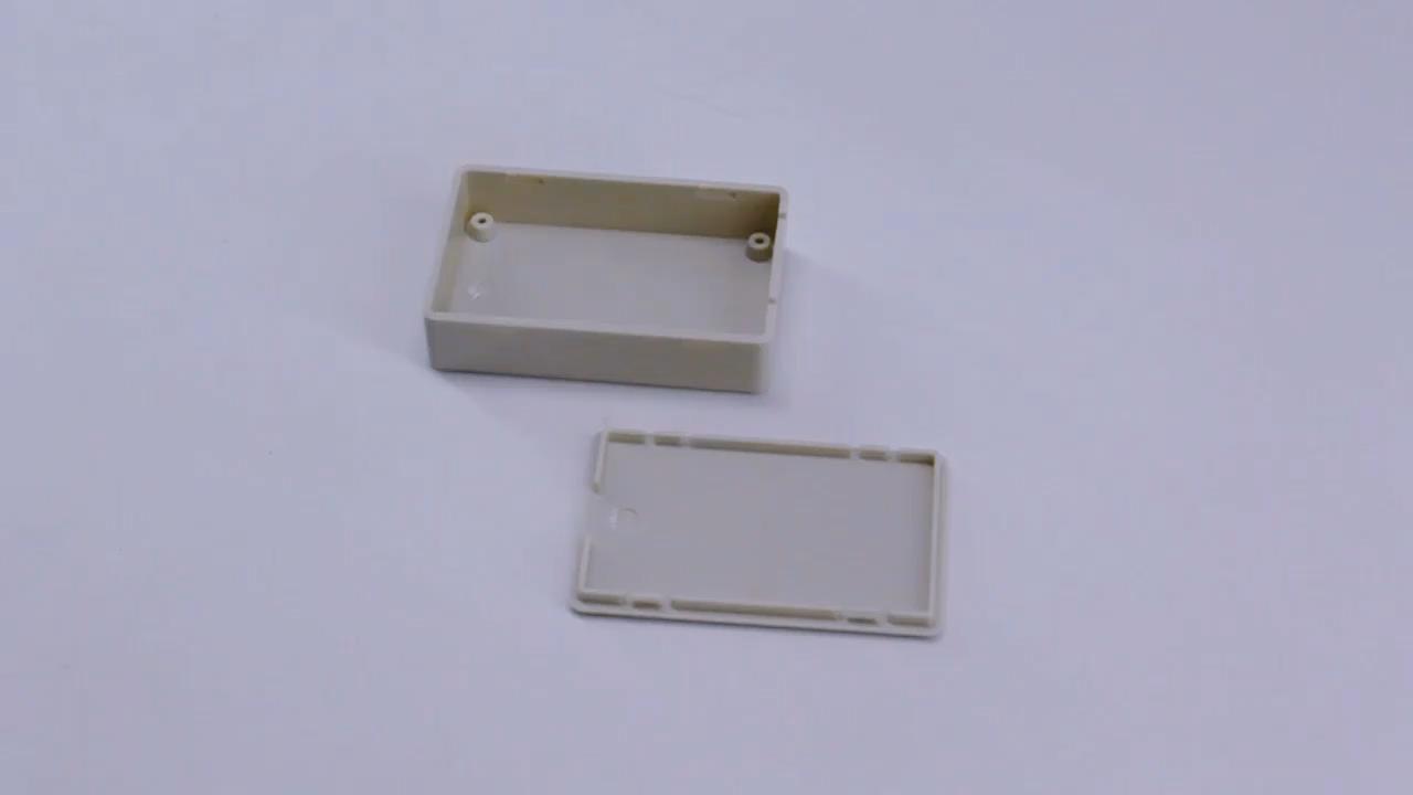 Top Qualität Spritzguss Elektronische Kunststoff Box Gehäuse Mit Fabrik Preis