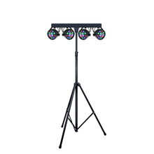 60W RGB LED Magic Ball Par <span class=keywords><strong>Licht</strong></span> System mit Stand und Tragen <span class=keywords><strong>Tasche</strong></span> Für Party DJ