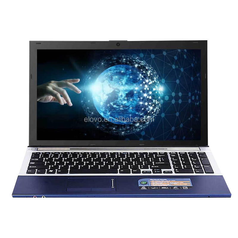 15.6 inch Laptop Intel Core i7 Gaming laptop with 8GB RAM 1TG HDD RJ45 port