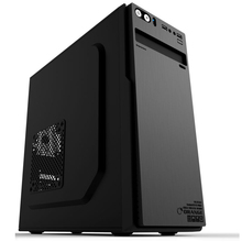 SATE(K702)New design cheap gaming desktop case ATX/Micro ATX/ITX factory computer case office simple cheap computer case
