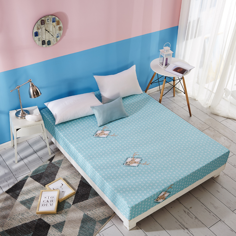 high end color baby cheap home kid print new fashion comforter queen luxury hotel Machine washable bedding set
