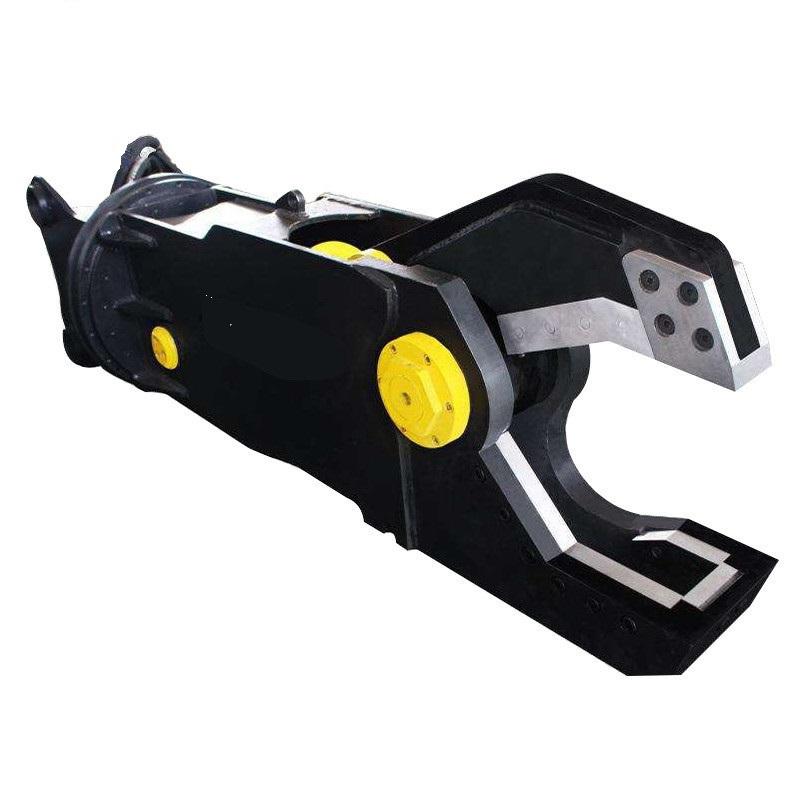 New machinery construction equipment hydraulic concrete muncher hydraulic metal cutting shear for 20ton excavator