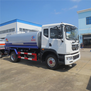 Bottom price water bowser sprinkling truck 6x4 japan water truck capacity 20000 liter water tank truck for sale