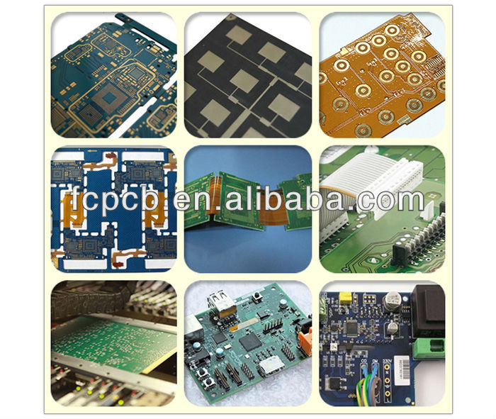 12 Layer PCB Board for Electronic Products