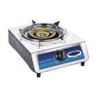 Discounted price for sale stainless steel single burner portable gas stove