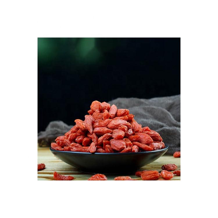 100% Organic China Natural Dried Goji Red Goji Wolfberry - 4uTea | 4uTea.com