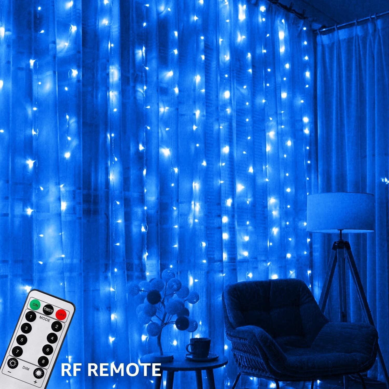 Wedding Decoration LED String Curtain Lights