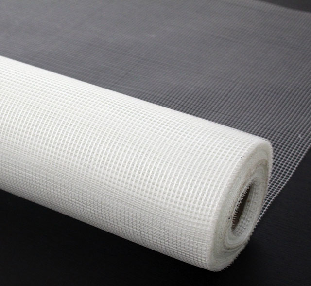 fiber glass mesh roll