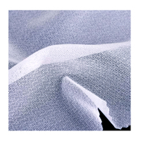 Circular Knitted Woven Fusing Fabric Interlining for Garment use