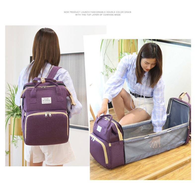 Moq 1 pc mami baby diaper bags mommy bag nappy mummy backpack multifunction mother bag for baby care in outdoor