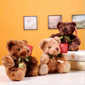 new product ideas 2020 teddy bear doll cartoon valentine's day gifts to girlfriend boyfriend