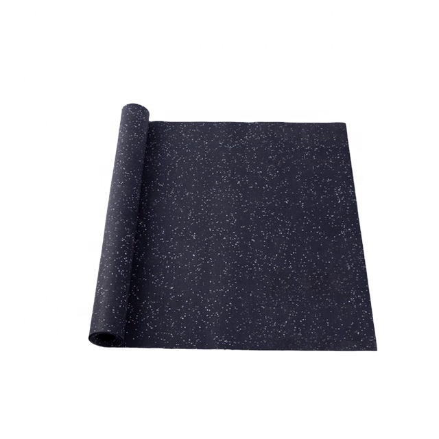 High Quality Rubber Roll Floor Rubber Band Roll Rubber Matting Roll Floor For Gym