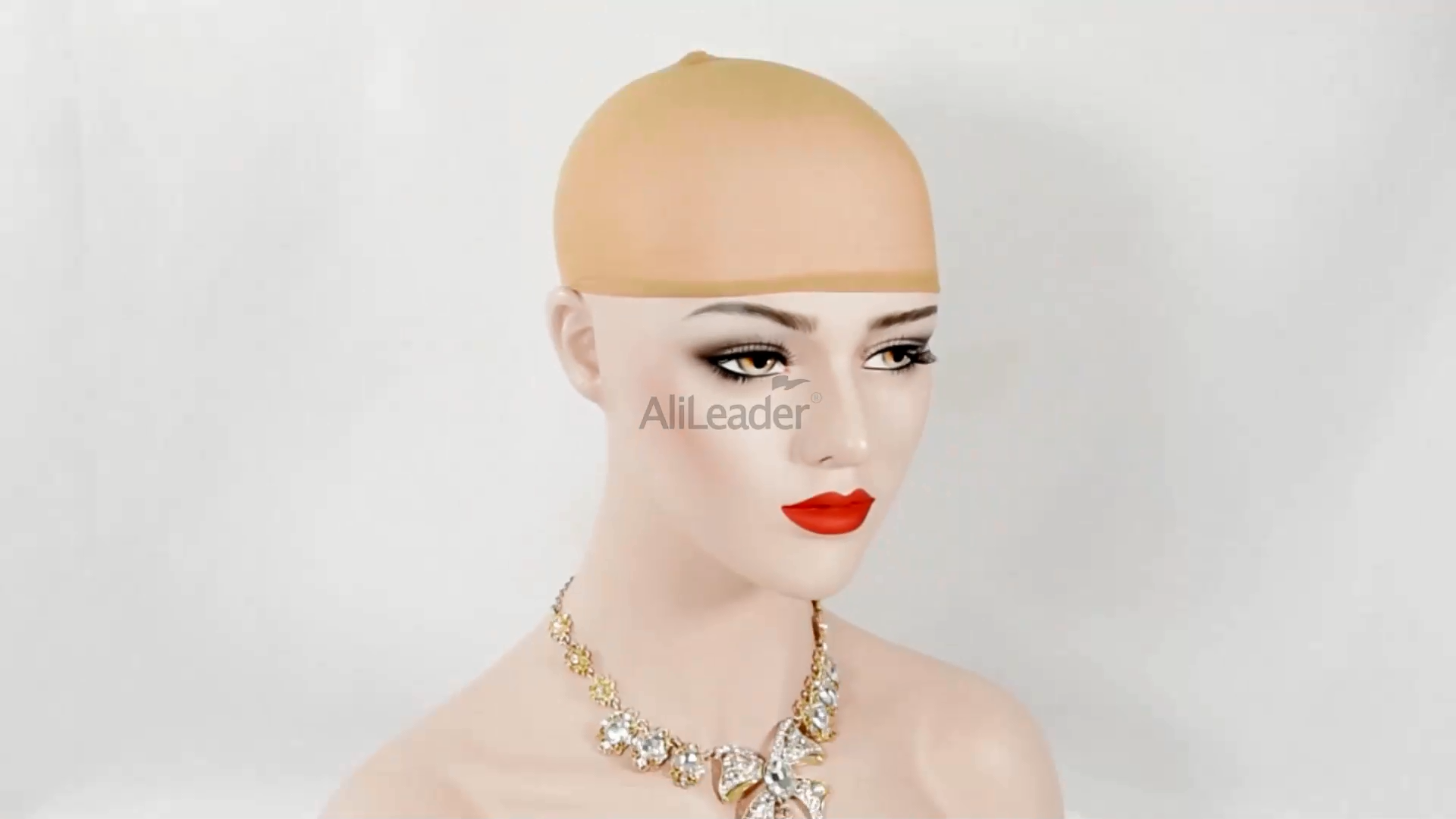 AliLeader Topi Wig Stoking Ujung Dekat Melar Grosir