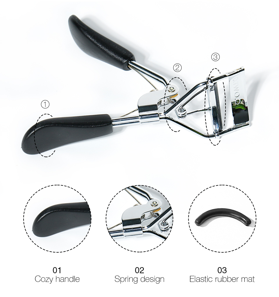 O. Tw O.o Beauty Hoge Kwaliteit Make-Up Tool Wimperkruller