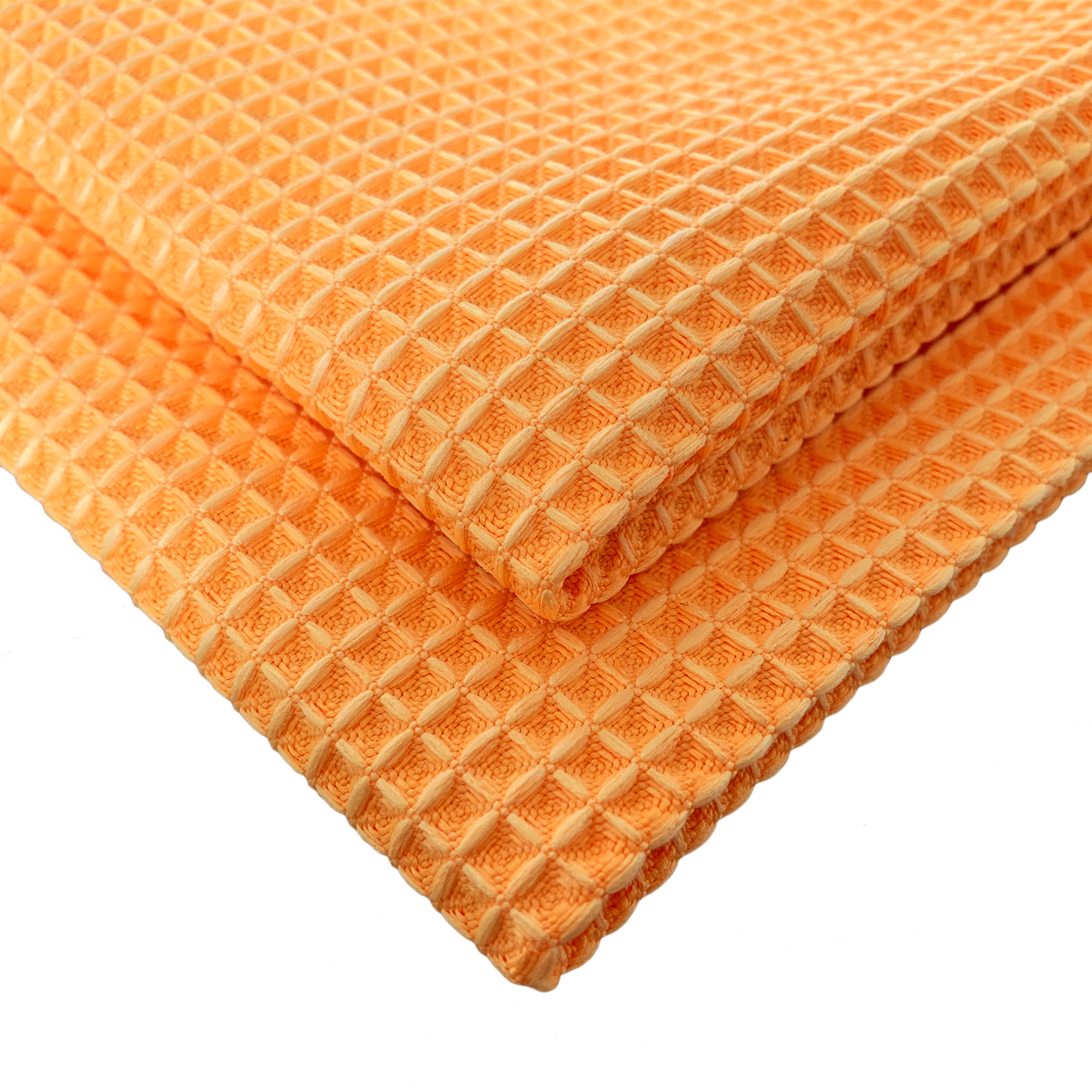 2019 New Super Absorbent Waffle Microfiber Cloth Towel For Car Auto Parts Cleaning