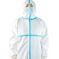 medical protective clothing and medical great service medical protective clothing pp PE protection suit