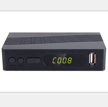 Gecen HD DVB-T2 Set Top Box Receiver Model Hdtr 870F2