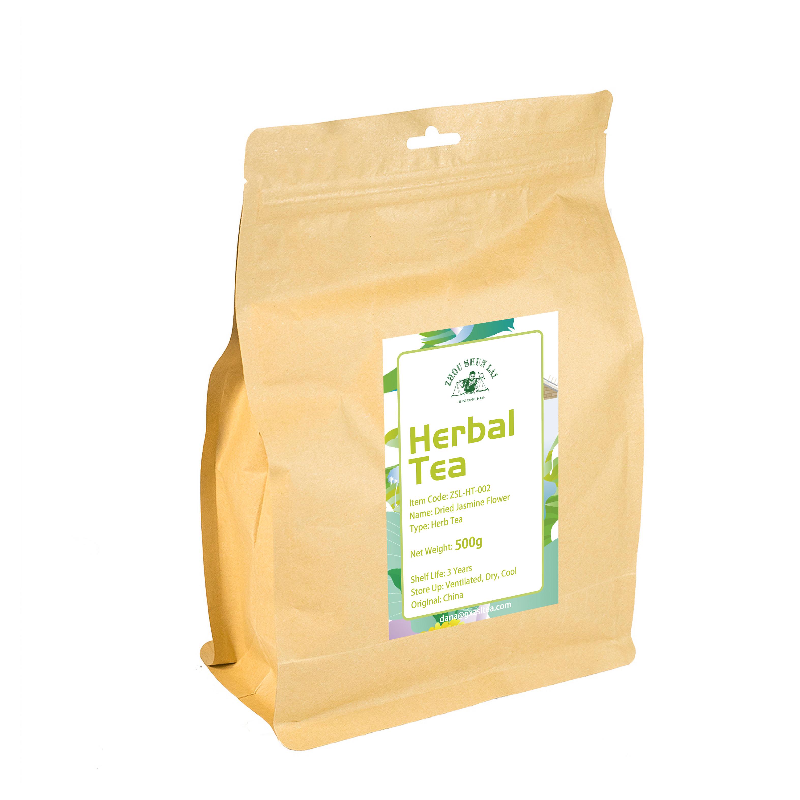 ZS-JB-026M Jasmine Flowers Green Tea Bags Detox Beauty Cold Tea Drinks Foods gift sets green tea jasmine - 4uTea | 4uTea.com