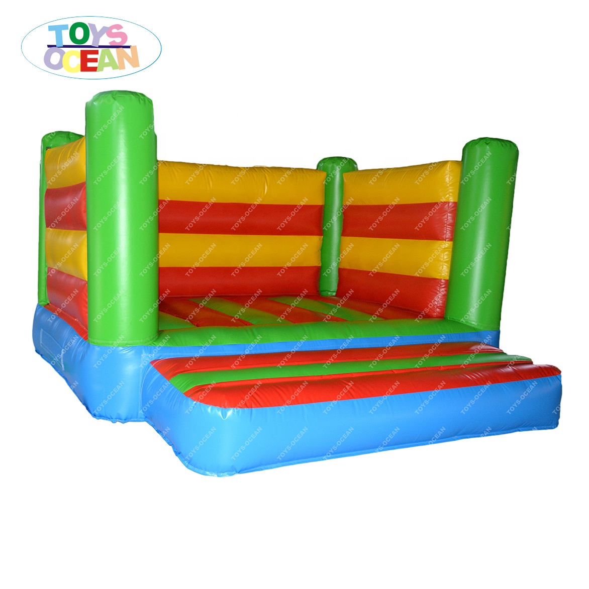Indoor Mini inflatable bouncer jumping castle for kids