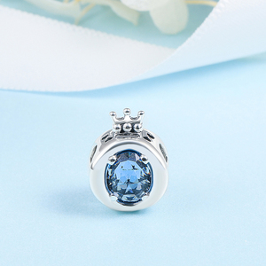 Wholesale jewelry 925 sterling silver collection with crystals from Swarovski beads bracelet women fit pandora charms